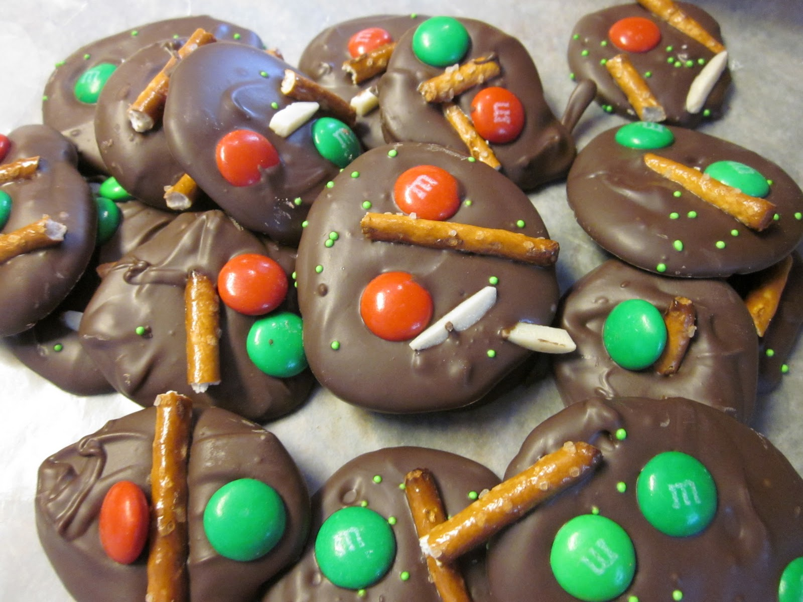 ID Mommy: Christmas Cookies to Make With The Kids: \