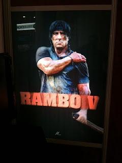 Pôster Rambo V