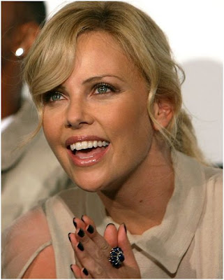 2005 role for charlize theron