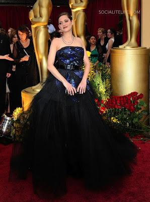 2009 الفساتين marion+cotillard+osc