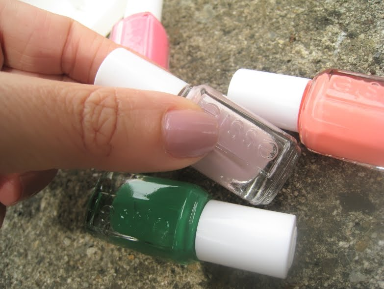 Essie Nail Polish Summer Collection | The Non-Blonde