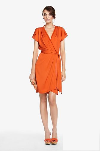 Dvf Wrap Dresses the DVF Metro wrap dress