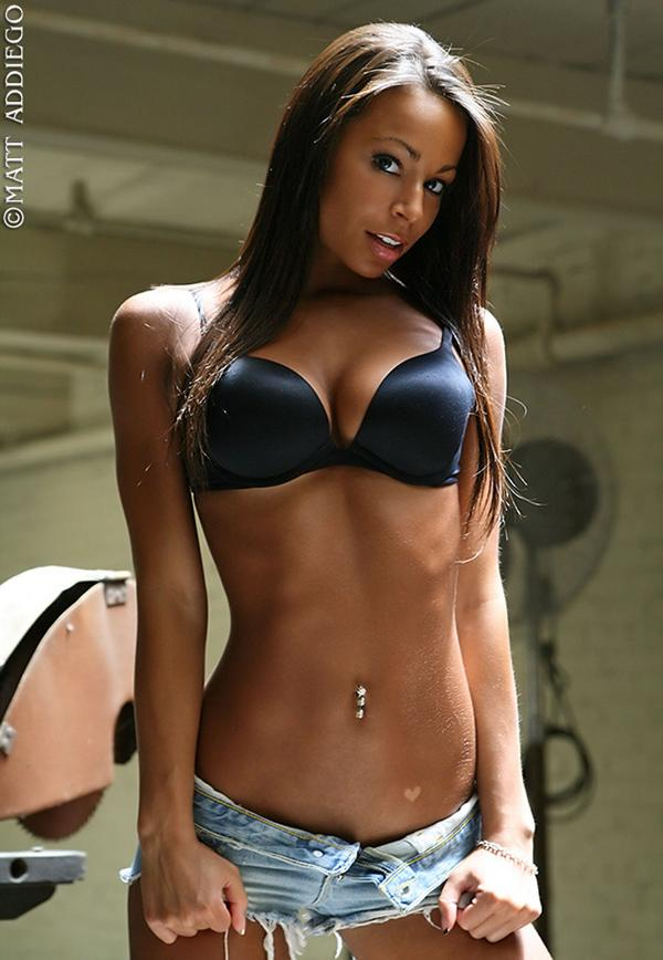 hot ebony chicks