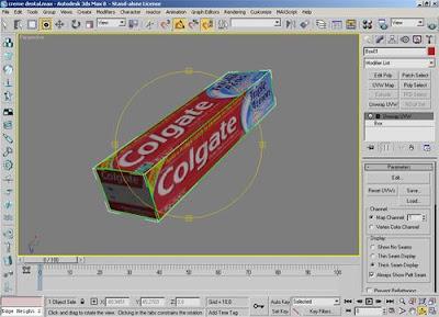 Etiquetas 3d 3d studio max tutorial