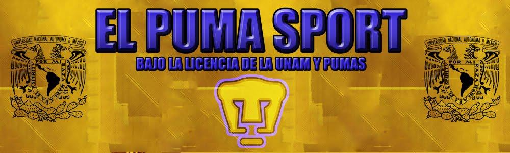 El Puma Sport, Bajo Licencia de la UNAM y PUMAS ®