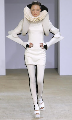 Pseudo modernism clothing identity