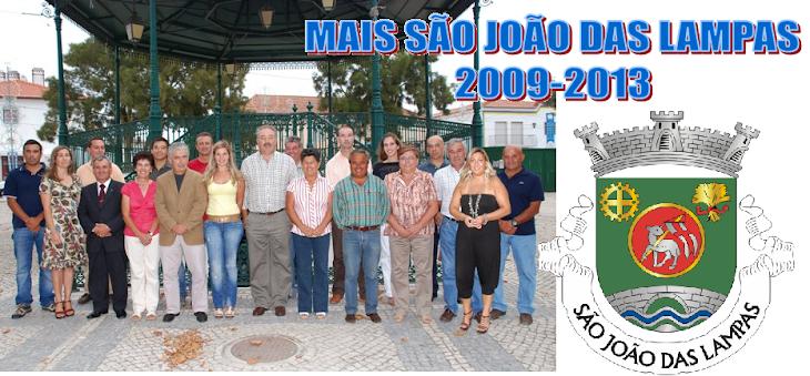 DEDICAÇÃO TOTAL A SÃO JOÃO DAS LAMPAS