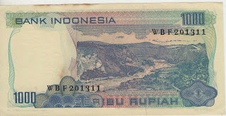 uang kuno, Indonesia,uang, koleksi,Rp, Uang Kuno,koin, mata uang, Seri,kertas, seri, Koleksi, Museum, harga,1.000 Rupiah Soetomo