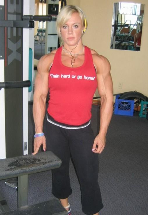 gym work  cindy phillips