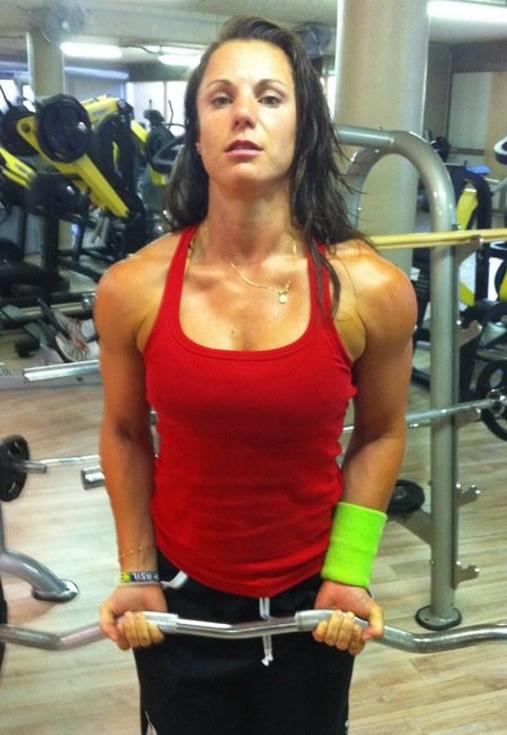 gym work  linda durbesson