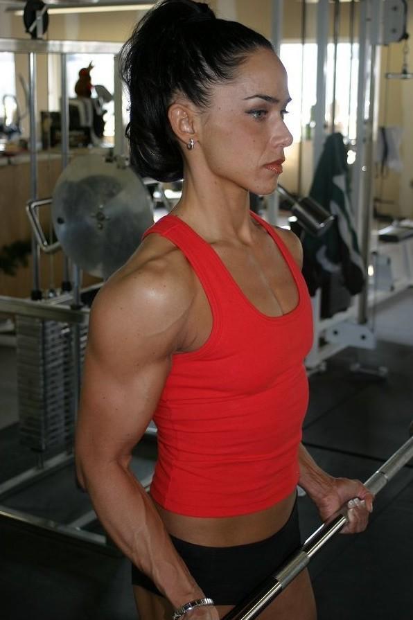 gym work  lisa arksey