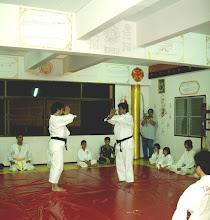 Shorinji Kempo Embu