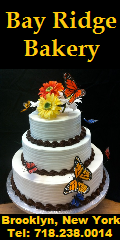 bakery Brooklyn New York custom cakes wedding birthday pastries
