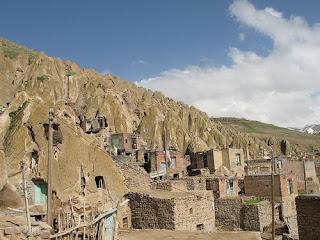 Kandovan, satu-satunya Desa Batu di Dunia