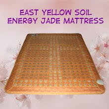EAST YELLOW SOIL ENERGY JADE MATTRESS