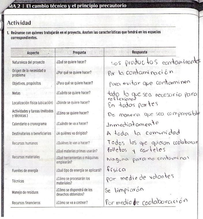actividad 2-material- EL PRINCIPO PRECAUTORIO EN EL TRABAJO POR PROYECTOS