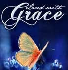 I am on the Laced With Grace writing team!