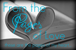 Visit my devotional blog ~ From The Pages of Love
