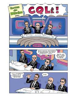 CQC em Quadrinhos