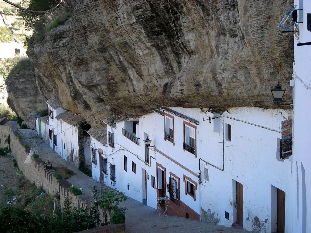 Blog qudewe setenil de las bodegas city under the rock - Fotos de bodegas rusticas ...