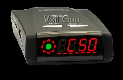 Cheetah C50 gps camera detector