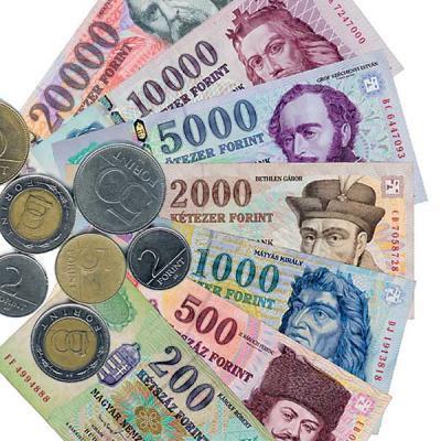 huf valuta
