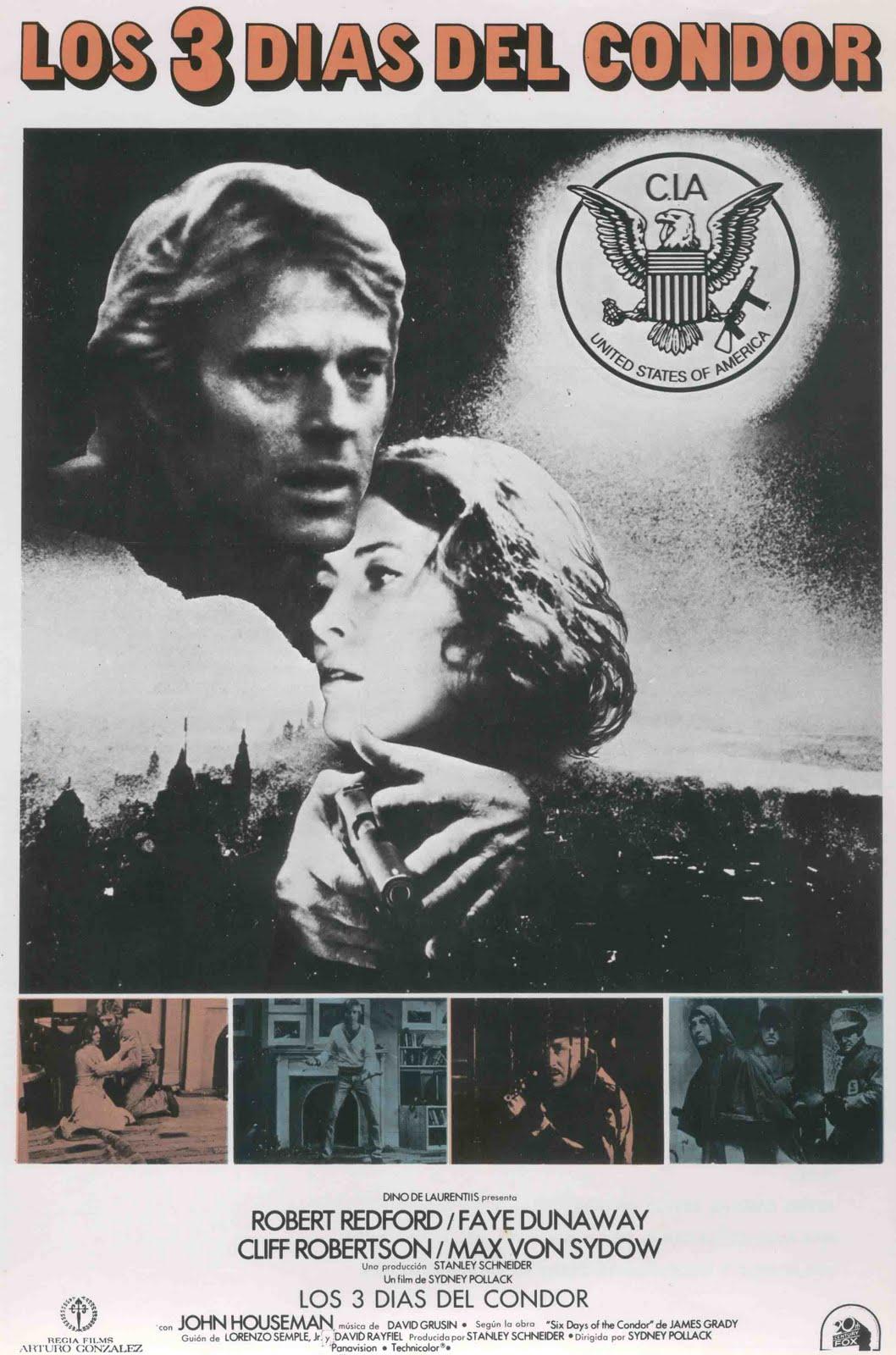 Los tres días del Cóndor (Three Days of the Condor) (1975) 1a2150013