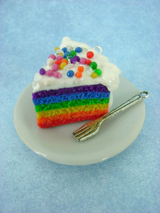 Monster Kookies: Kookie's Take On Rainbow Cake