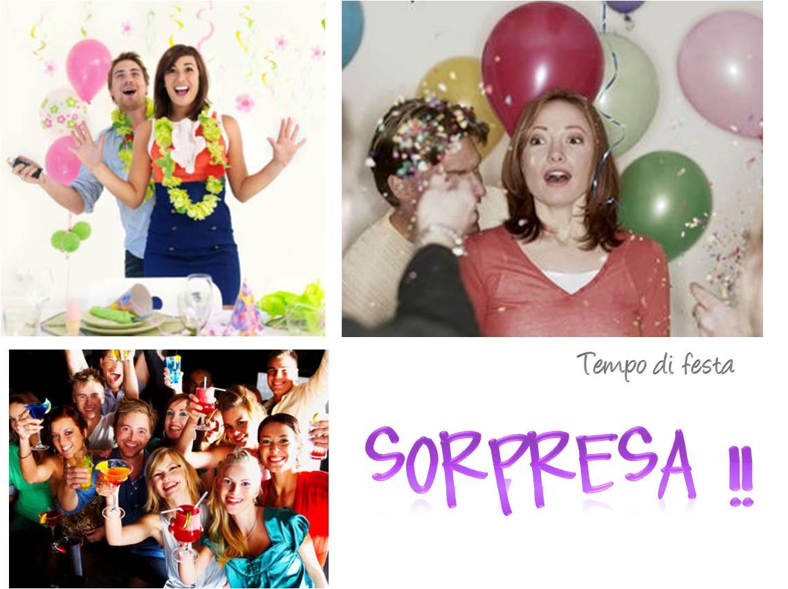 Tempo di festa blog fiesta sorpresa - Sorpresas para fiestas ...