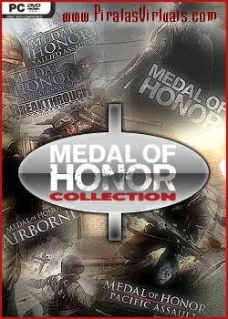 Lanamentos 2012 Downloads Medal of Honor Collection   PC Game