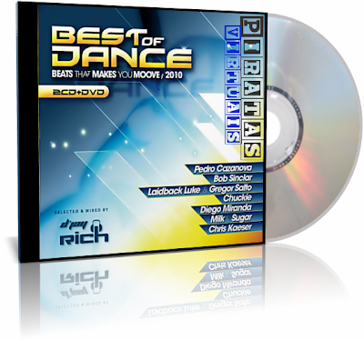 Lançamentos 2012 Downloads CD Best Of Dance – Beats That Make you Moove (2010)