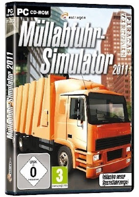 Lançamentos 2012 Downloads Müllabfuhr Simulator – PC Game