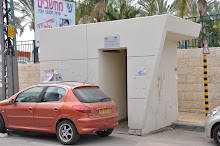 Reinforced Concrete Shelters in Sderot
