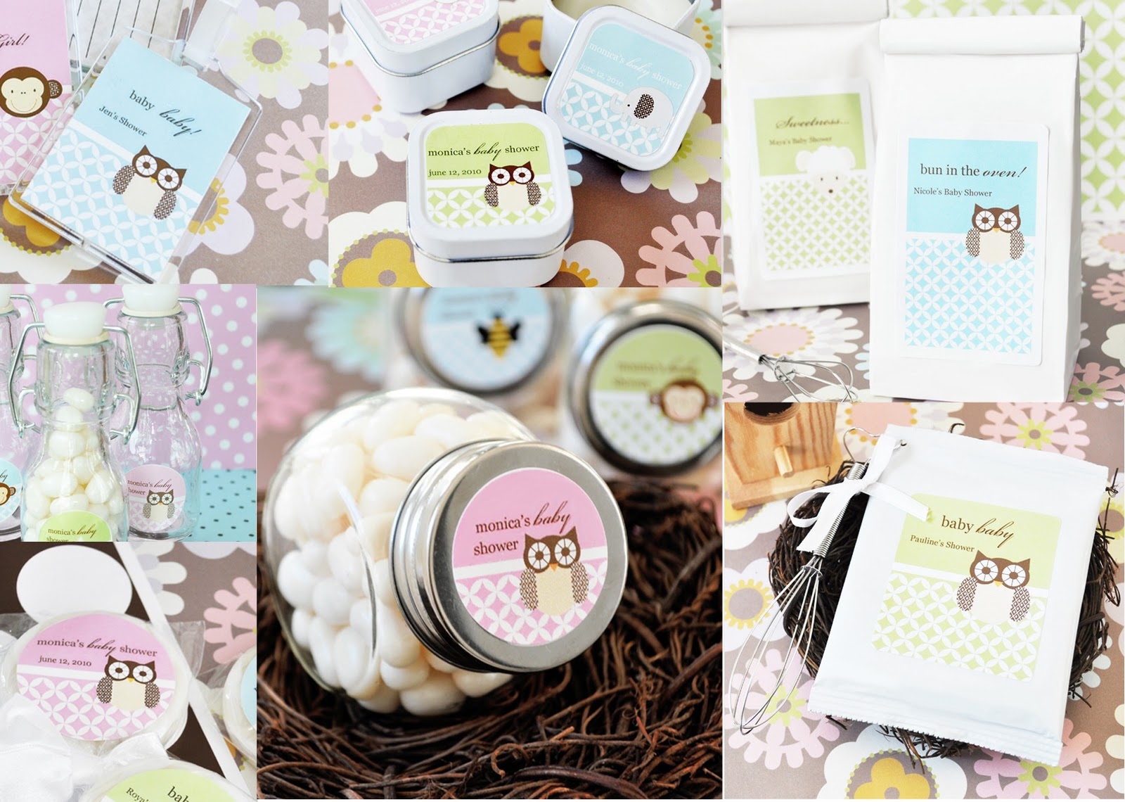 100 owl baby shower theme party favors 17 best