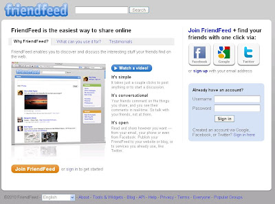 FrienFeed