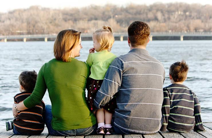 Stark Family Fall 2009 Grey's Lake, IA