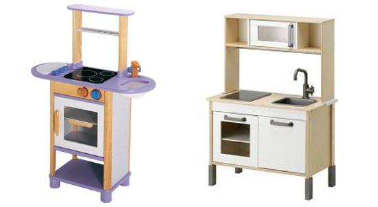 cocinas de madera para los ni os On cocinas de madera para ninos ikea