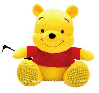 Winnie The Pooh USB Speaker