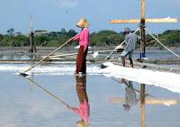 Contoh Makalah Cara Pembuatan Garam Air Laut