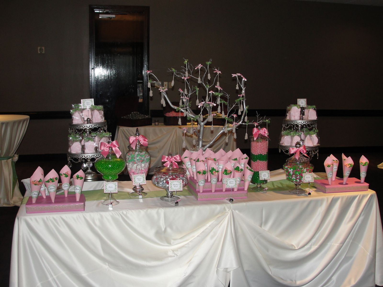 The Amazing Candy Buffets and Fun Food Designers of Sugar Bunch ...