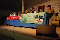 Clausura Primer Encuentro Internacional sobre la Cultura Saharaui
