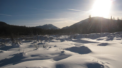 Telemark Tuesday Adirondack Outdoor Recreation Report