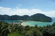 Phi Phi Island Thailand .