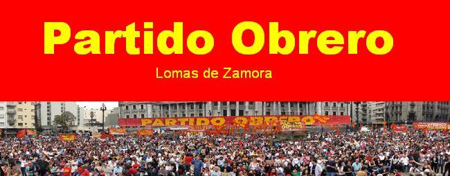 Partido Obrero de Lomas de Zamora