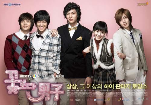 Sinopsis Drama Korea Boys Before Flowers Episode 1-25 Lengkap