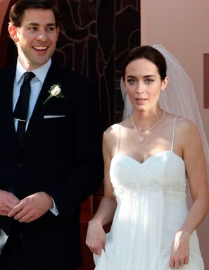 emily blunt wedding dress - photo #10
