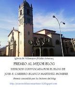 EL MEJOR BLOG, 1ª edición, GRACIAS A MIS LECTORES