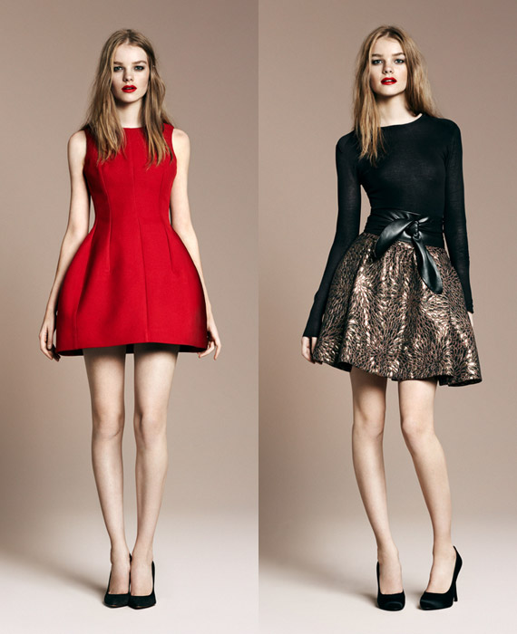 zara evening dresses
