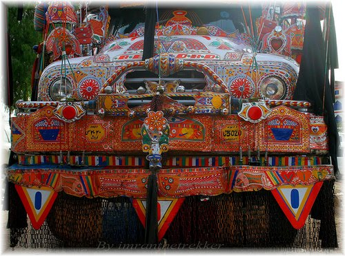 wallpapers art_28. Wondurfull Truck Art