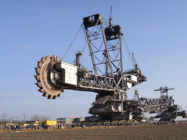 mega machine